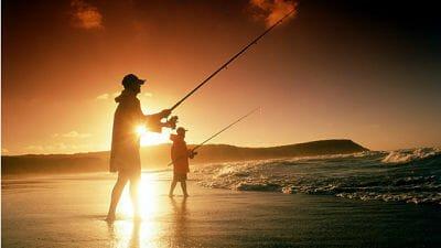 Fishing in orange county