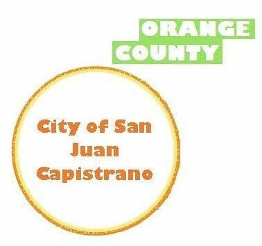 City of San Juan Capistrano