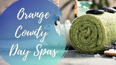 Orange County Day Spas
